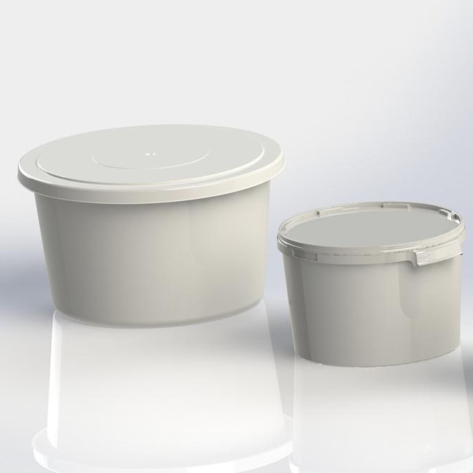 Large Round Containers LC Series